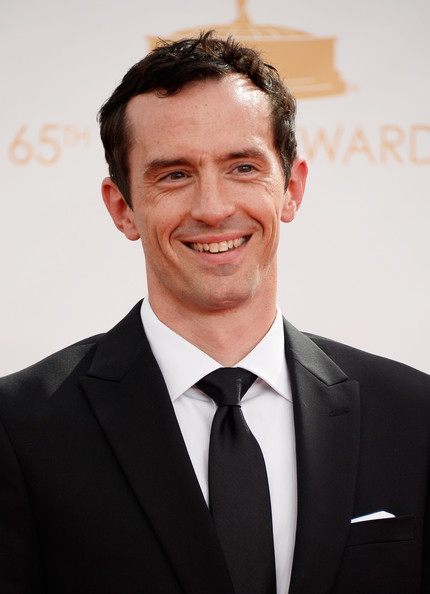 The 41-year old son of father (?) and mother(?), 183 cm tall Nathan Darrow in 2018 photo