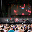 Nathan Evans 2014 iHeartRadio Music Festival Village - Show