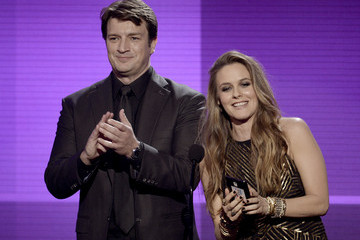 Nathan Fillion The American Music Awards Show