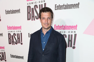 Nathan Fillion Entertainment Weekly Hosts Its Annual Comic-Con Party At FLOAT At The Hard Rock Hotel In San Diego In Celebration Of Comic-Con 2018 - Arrivals
