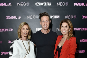 Nathan Forster Cosmopolitan and Carole Radziwill Co-Host Opening of NEO U Fitness