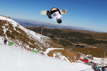 Nathan Johnstone FIS Freestyle Ski & Snowboard World Championships 2017 - Day Three