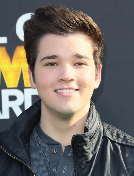 nathan kress photos photos 2nd annual cartoon network. Black Bedroom Furniture Sets. Home Design Ideas