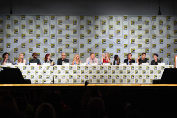 """Nathan Parsons HBO's """"True Blood"""" Panel - Comic-Con International 2014"""