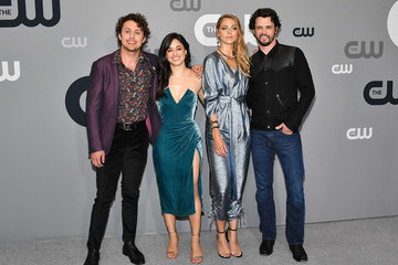 Nathan Parsons 2018 CW Network Upfront