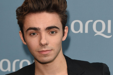 Nathan Sykes Arqiva Commercial Radio Awards - Red Carpet Arrivals