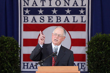 Pat Gillick National Baseball Hall of Fame Induction Ceremony