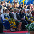 Prince Daniel Crown Photos - Princess Madeleine, Princess Sofia Hellqvist, Prince Carl Philip, King Carl Gustaf XVI, Queen Silvia of Sweden, Crown Princess Victoria, and Prince Daniel attends National Day Celebrations at Djurgarden on June 6, 2015 in Stockholm, Sweden. - National Day Celebrations In Sweden 2015