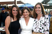 Courteney Monroe, Ami Vitale and Carolyn Bernstein attend the National Geographic's Annual Summer TCA Kickoff Party at Eataly LA on July 22, 2019 in Los Angeles, California.