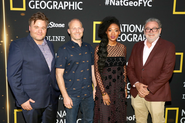 National Geographic Contenders Showcase