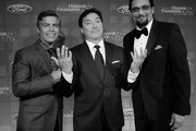 Jimmy Smits and Esai Morales Photos Photo
