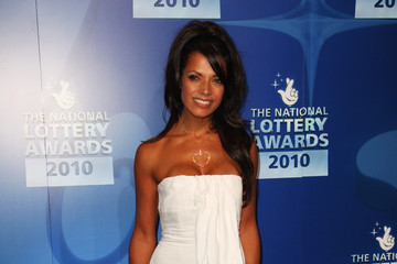Jenny Powell National Lottery Awards 2010 - Inside Arrivals
