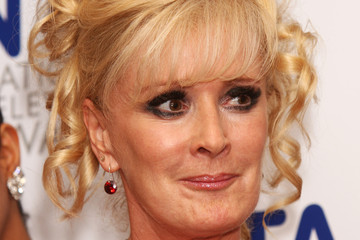 Beverley Callard National Television Awards 2010 Winners