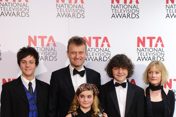 Hugh Dennis National Television Awards 2012 - Press Room