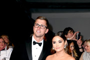 Dan Osborne and Jacqueline Jossa attend the National Television Awards 2020 at The O2 Arena on January 28, 2020 in London, England.