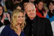 Actress Jo Joyner and actor Jake Wood attend the National Television Awards at the O2 Arena on January 26, 2011 in London, England.