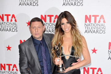 Shaun Ryder National Television Awards - Winners Boards