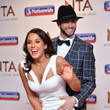 Vicky Pattison and Brian Friedman