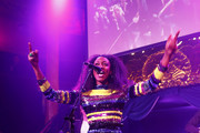 Beverley Knight performs with The Feeling at the annual National Youth Theatre Fundraising evening at Cafe Royal on November 26, 2018 in London, England.