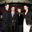 Matt Smith and Dawn Airey Photos