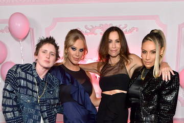 Nats Getty Vanity Fair And Lancôme Toast Women In Hollywood In Los Angeles
