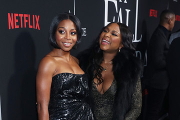 Naturi Naughton Netflix Premiere Tyler Perry's 'A Fall From Grace'