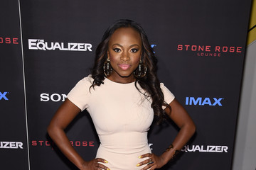 Naturi Naughton 'The Equalizer' Premieres in NYC