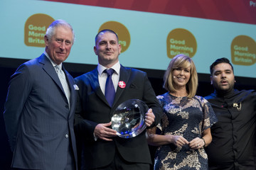 Naughty Boy The Prince Of Wales Attends 'The Prince's Trust' Awards