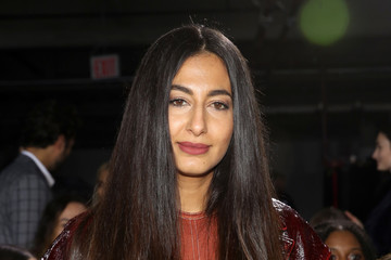 Nausheen Shah Tibi - Front Row - February 2018 - New York Fashion Week: The Shows