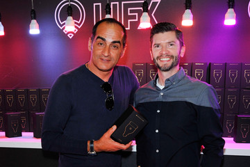 Navid Negahban Kari Feinstein's Style Lounge Presented By LIFX - Day 2
