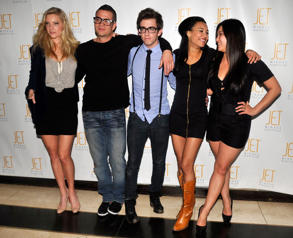 Glee Stars Who Are They Dating