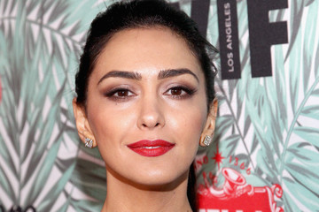Nazanin Boniadi Tenth Annual Women In Film Pre-Oscar Cocktail Party Presented By Max Mara And BMW - Red Carpet