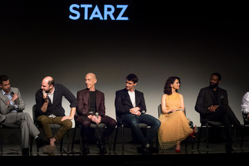 Nazanin Boniadi Justin Marks For Your Consideration Event For Starz's 'Counterpart' And 'Howards End' - Inside
