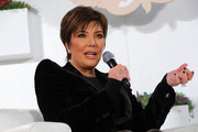 Kris Jenner speaks onstage during Nazarian Institute's ThinkBIG 2020 Conference featuring keynote speaker Kris Jenner at 1 Hotel West Hollywood on January 11, 2020 in West Hollywood, California.