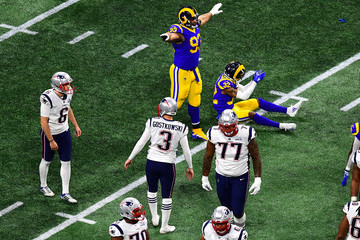 Ndamukong Suh Super Bowl LIII - New England Patriots v Los Angeles Rams