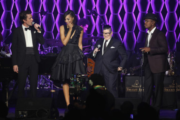 Ne-Yo Alice Smith Sinatra at 100: Music and Film, Lincoln Screening of 'On The Town' and Performances - 2015 Tribeca Film Festival