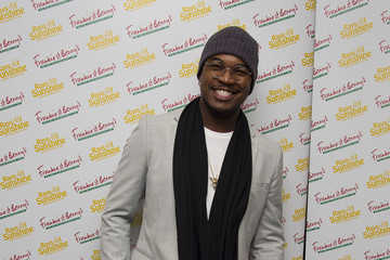 Ne-Yo Frankie and Benny's Rays of Sunshine Concert - Arrivals