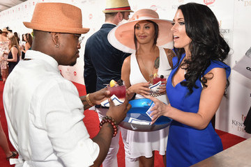 Ne-Yo The Grey Goose Lounge at the 141st Running of the Kentucky Derby