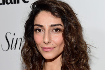 Necar Zadegan Marie Claire Hosts 'Fresh Faces' Party Celebrating May Issue Cover Stars - Red Carpet