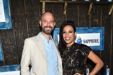 Ned Duggan The 6th Annual Bombay Sapphire Artisan Series Grand Finale Cohosted by Russell Simmons And Rosario Dawson During Art Basel