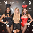 Neferteri Shepherd The Playboy Party At The W Scottsdale During Super Bowl Weekend - Arrivals