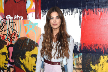 Negin Mirsalehi TommyLand Tommy Hilfiger Spring 2017 Fashion Show - Front Row & Atmosphere