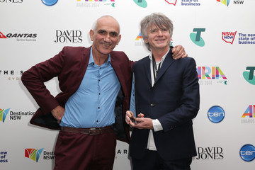 Neil Finn 28th Annual ARIA Awards Awards Room