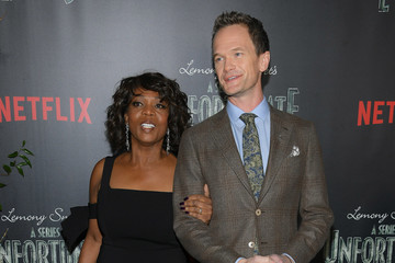 Neil Patrick Harris 'Lemony Snicket's A Series of Unfortunate Events' Screening