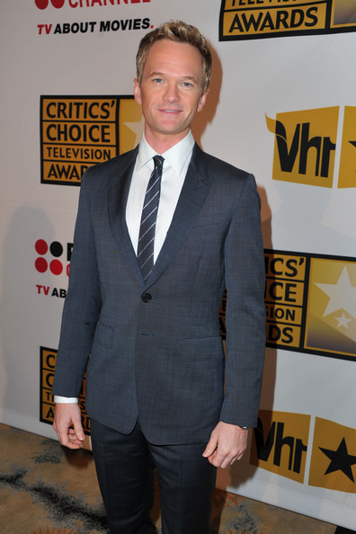 Neil Patrick Harris Actor Neil Patrick Harris arrives at the Critics' Choice Television Awards at Beverly Hills Hotel on June 20, 2011 in Beverly Hills, California.