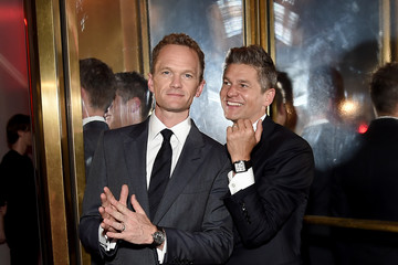 Neil Patrick Harris David Burtka The Cartier Fifth Avenue Grand Reopening Event
