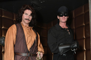 Neil Patrick Harris David Burtka Heidi Klum's 19th Annual Halloween Party Presented By Party City And SVEDKA Vodka At LAVO New York - Inside