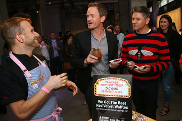 Neil Patrick Harris David Burtka Food Network & Cooking Channel New York City Wine & Food Festival Presented By Capital One – Variety Presents Broadway Tastes Hosted By David Burtka And Neil Patrick Harris Capital One Cardholder Exclusive