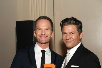 Neil Patrick Harris David Burtka Food Bank For New York City Can-Do Awards Dinner - Inside