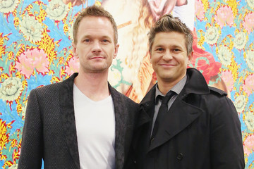 Neil Patrick Harris David Burtka The 2016 Armory Show and Armory Arts Week - Early Access Preview